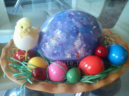 Oua ... de toate felurile ! :))