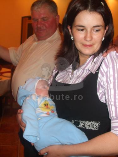 botezul lui bebe